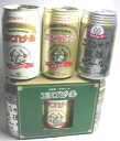 越後ビール350ml缶3本Set