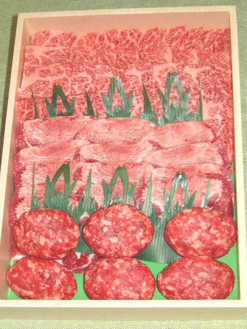 バーベキューカルビーファミリーCセット(3〜5人用)の商品画像