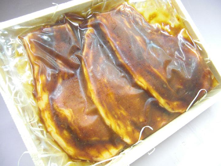 国産豚ロース味噌漬けギフト 140g×5