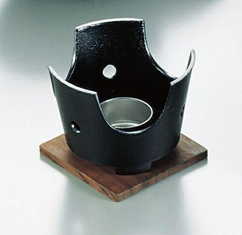SAやまと鍋コンロセット(アルミ製)中(21cm・24cm用)6-1946-03015-1750-0