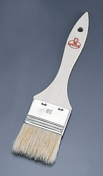 マトファ豚毛ブラシ(木柄・鉄製金具)812354cmマトファー刷毛ハケブラシ製菓用具製菓道具お菓子作