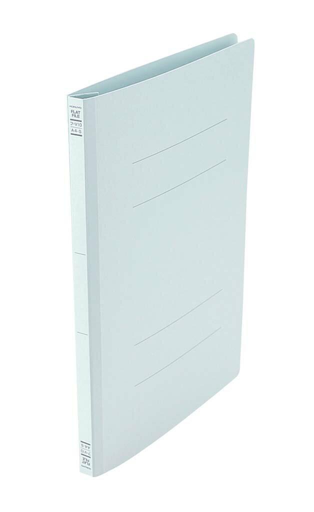 コクヨ フラットファイル V フ−V12B A5−S 青 2075-18 【ホール備品 事務用品・時計・チャイム 業務用 特価 格安 新品 楽天 販売 通販】[10P03Dec16]