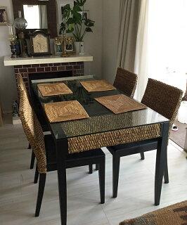 アジアンリゾートの様な食卓!