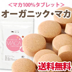 Organic JAS organic Peru from maca tablets 100 g,