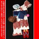 有松鳴海絞り 浴衣 全工程国産 反物 大きいサイズ絞り浴衣 ...