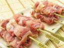 生串 純系名古屋コーチン焼き鳥!正肉(モモ・ムネ)串5本です。【地鶏】鶏肉