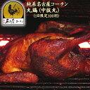 ショッピングダッチオーブン 1日限定100羽!純系名古屋コーチン丸鶏(中抜丸)!高級地鶏の丸焼きやダッチオーブンはいかがですか?鶏肉