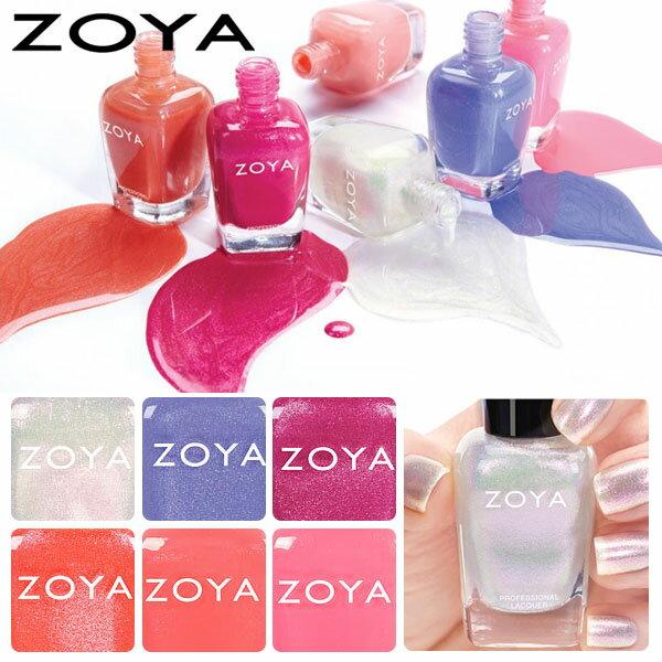 【即納☆】ZOYA ネイルカラー Petals/ペのレビュー・口コミ