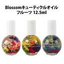 Blossom キューティクルオイル フルーツ 12.5ml ブロッサム【あす楽】【RCP 即納】