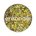 erikonail(エリコネイル):ジュエリーコレクション/ホロゴールドスパークル 丸1mm