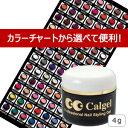 【卸特価!!】caljel カルジェル カラージェル 4g☆CG58〜CG65/CGBK01/CGA...