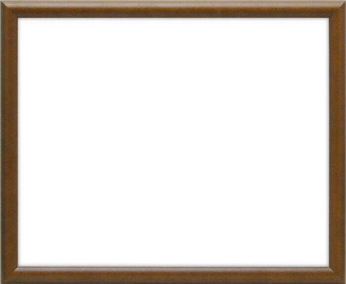 【キズ有り品】デッサン額縁 J型/チーク 大衣サ...の商品画像