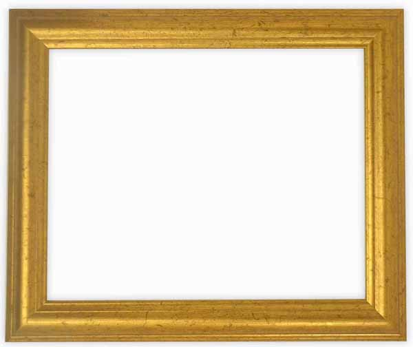 デッサン額縁 9580/ゴールド A4サイズ(2...の商品画像