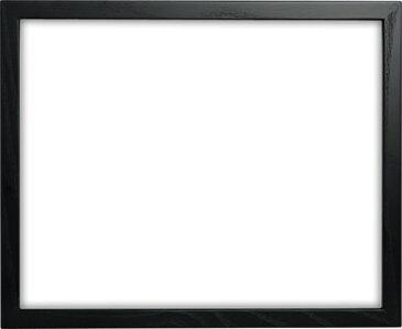 デッサン額縁 D816/ブラック インチサイズ(254×203mm) ☆前面ガラス仕様☆【ラーソン・ジュール】