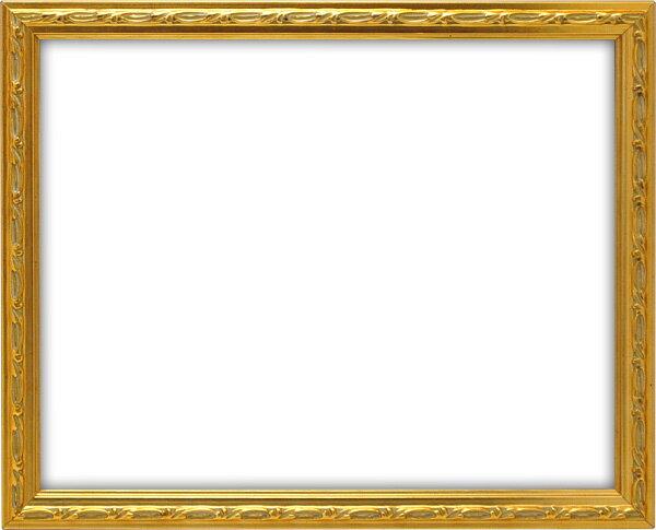 デッサン額縁 コリント/ゴールド 八つ切サイズ(...の商品画像