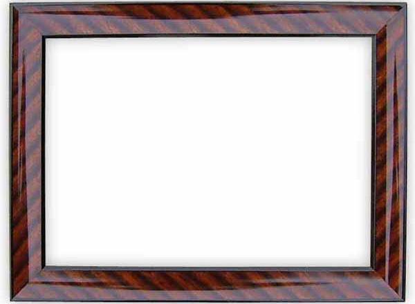 賞状額縁 「金ラック」 百○三サイズ(358×255mm)☆前面ガラス仕様☆【金ラック/百○三/ガ】【bt-st】