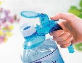 貝印 ペットボトルハンドル ブルー