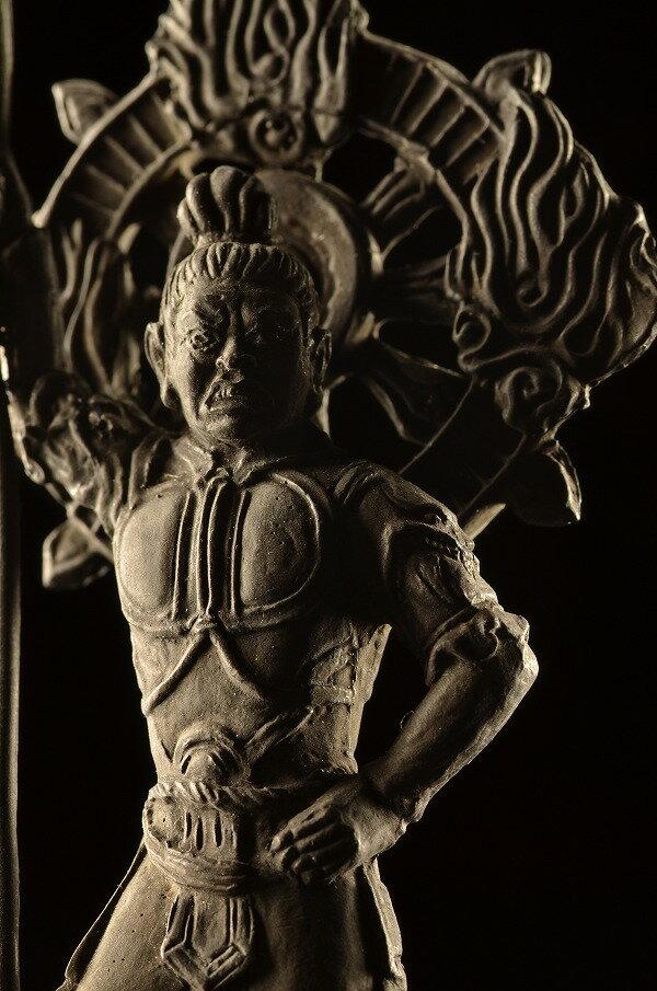 極小仏像(大)四天王増長天 【楽天市場】極小仏像(大) 四天王 増長天:仏像仏画チベット美術卸の