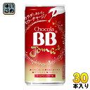 エーザイ チョコラBB Joma ジョマ 190ml 缶 30本入〔エナジードリンク 栄養機能食品 ビタミンB6〕