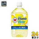 サントリー ビタミンウォーター 1L ペットボトル 24本 (12本入×2 まとめ買い)〔Suntory Vitamin Water ビタミン ウォーター ライフパートナー カロリーオフ 1リットル〕