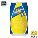 サントリー オランジーナ 340ml 缶 24本入〔炭酸飲料〕