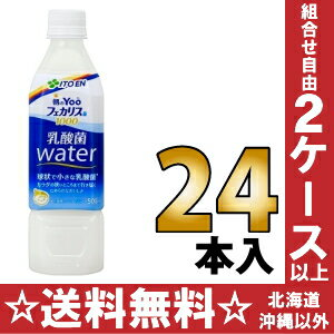 500 ml of 24 Yoo lactic acid bacterium water pet Motoiri [drink yogurt functional milk-related drink tea Bo feh chalice bacteria] of the Sono Ito dynasty