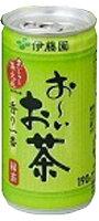 伊藤園お〜いお茶緑茶190g缶