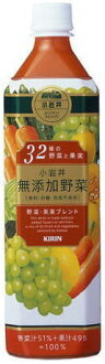 Vegetables and 930 g of 12 fruit pet Motoiri [] of 32 kinds of giraffe Koiwai no addition vegetables