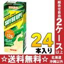 マルサン 豆乳飲料 ソイビーアップ 200ml紙パック 24本入〔SOY BE UP! BCAA とうにゅう 豆乳飲料 タンパク質〕