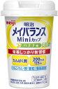 【処分:賞味期限(2018/04/25)】明治 メイバランスMini バナナ味 125mlカップ 24本入