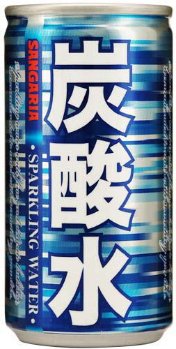 30 canned 185 ml of sun Gaul carbonated water Motoiri [at the rate of materials]