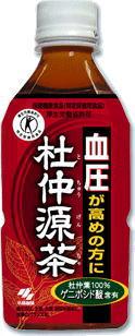 Kobayashi pharmaceutical du Zhong tea source of 350 ml pet 24 pieces [specific health food tokuho tochu tea source]