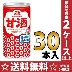 Morinaga confectionery sweet 190 g can 30 pieces [Amazake]