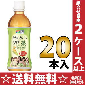 500 ml of 20 Taizo Japan corn mustache tea pet Motoiri [corn KARA]
