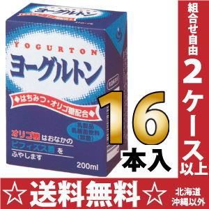ヨーグルトン dairy ヨーグルトン 200 ml paper pack 16 pieces [moritaya I]