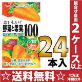 らくのうマザーズ おいしい野菜と果実 250ml紙パック 24本入 (野菜ジュース)