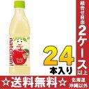 サントリー なっちゃん りんご 430mlペット 24本入〔Suntory natchan リンゴ アップル まろやか りんご ミリペット ペットボトル 林檎 ...