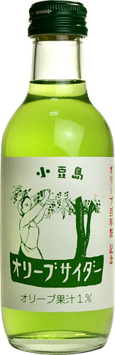 24 200 ml of friend measure drink olive pop pot Motoiri [here pop adzuki bean island pop]