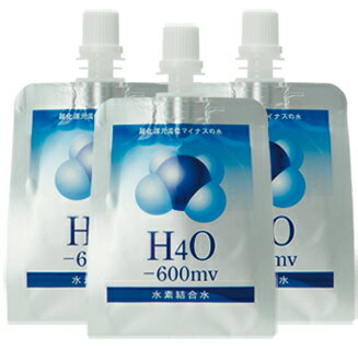 230 ml of 15 H4O Japan -600mv hydrogen bound water Motoiri [hydrogen water]