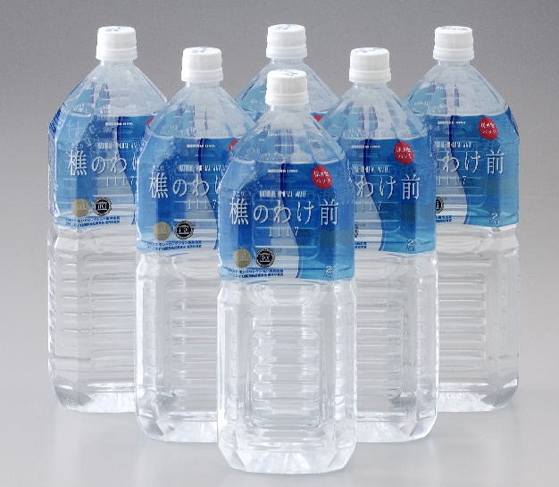 1117 Of the Sakura-jima 樵(きこり) it was 2 liters pet 12 pieces [logger mistaken spring water]