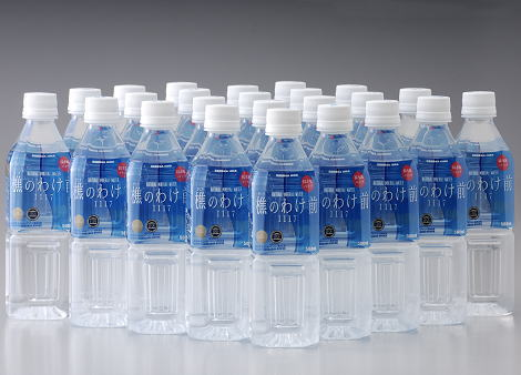 Was 1117 Sakurajima 樵(きこり) 500ml pet 24 pieces [logger mistaken spring water]