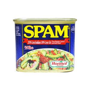 《沖縄ホーメル》 うす塩スパム SPAM 340g [加工・肉].