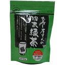 《健茶館》お寿司屋さんの粉末緑茶.