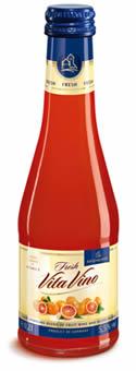 【在庫処分セール】ドクターディムース フレッシュ・ヴィタ・ヴィーノ 200ml/フルーツワイン/セミスパークリング/ミニボトル/甘味果実酒/発泡性