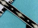 チロルテープ黒×グレー