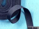 グログランリボン(1cm)紺