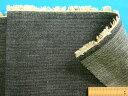綿ヘリンボンデニム生地濃紺(150cm幅 1.5m)...