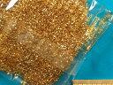 丸小ビーズ(約2mm)ゴールド
