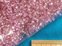 丸大ビーズ(約3mm)薄ピンク