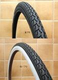 激安 26インチ 【一般自転車タイヤ・チューブ】1本単位セットサイズ【26×1 3/8】